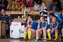 Holešovské fotbalistky obsadily na domácím turnaji páté místo.