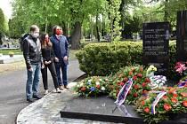 Osvobození od fašismu a osobnost generála Svobody si připomněli zástupci města