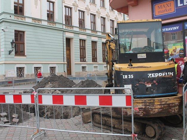 Vodní ulice v Kroměříži. Ilustrační foto