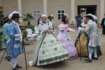 Festival barokní kultury Hortus Magicus. Ilustrační foto.