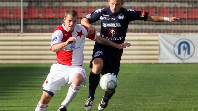 SK Hanácká Slávia - 1. FC Slovácko
