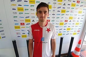 Fotbalový talent Denis Plecitý na začátku března přestoupil z Viktorie Plzeň do třetiligové Kroměříže.