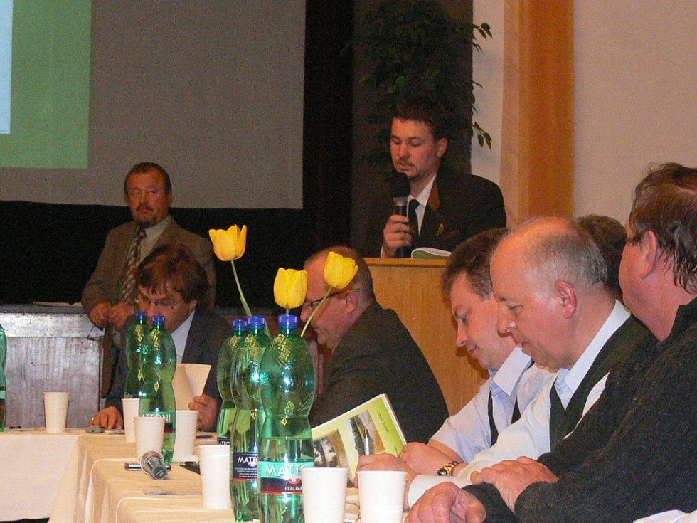 Zasedání zastupitelstva. Ilustrační foto