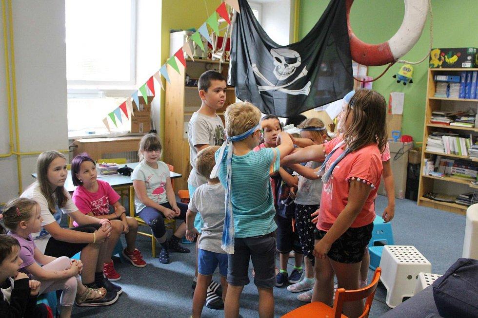 Příměstský tábor Pirátské dobrodružství v Holešově