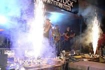 Setkání rockových legend na Woodstocku v Žopech