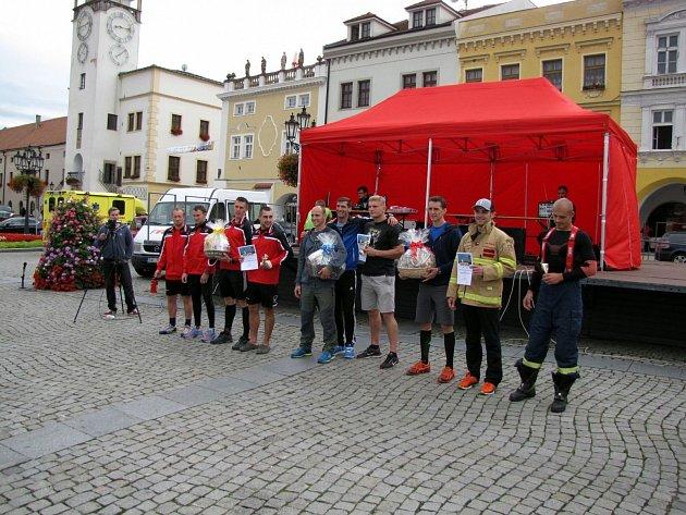 17. ročník soutěže TFA Zámecká věž - Kroměříž 2017