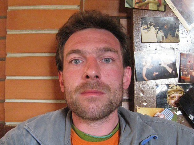 Zdeněk Krejčíř, 35 let, živnostník, Kroměříž