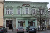 Městská knihovna Holešov. Ilustrační foto.