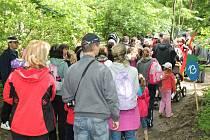 Rekreační areál Kamínka připravil 8. dubna pro malé i velké návštěvníky tradiční akci s názvem Pohádková Kamínka. Kromě procházky pohádkovým lesem, byl program připraven také přímo v areálu.