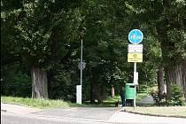 Trasa cyklostezky začíná už na místě té staré.