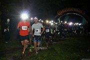 Noční běh v Holešově 2017