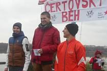 Čertovský běh v Kroměříži 2016