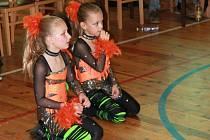 Tymy centrum v Holešově ovládl v sobotu tanec