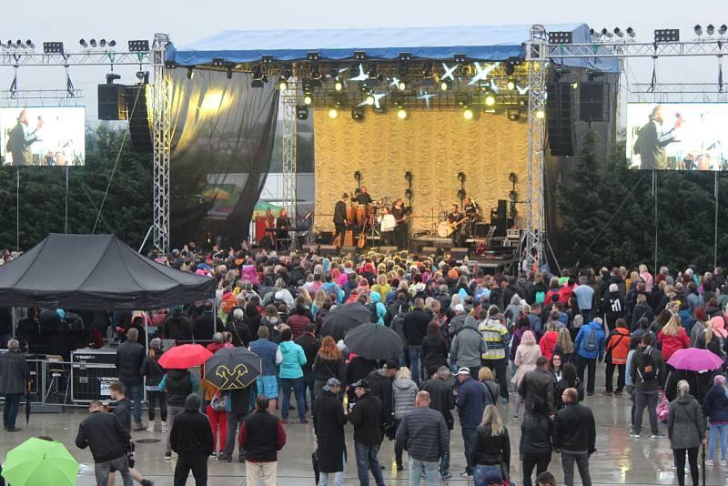 Svatováclavské slavnosti na Výstavišti Kroměříž