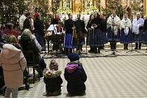 Vánoce na Svatém Hostýně. Ilustrační foto