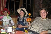 Halloweenská párty na ranči v Kostelanech