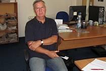 Vyprávění Eduarda Nesiby o situaci ve firmě Magneton při povodních v roce 1997.