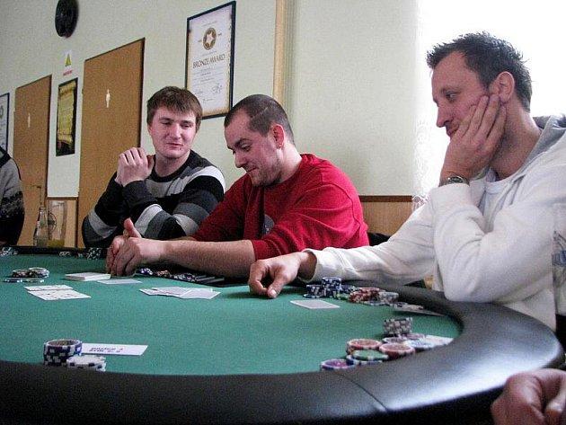 V Prusinovicích se v sobotu 18. prosince 2010 konala vánoční Rohálov Poker Tour 2010.