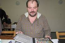 Filatelista Josef Hanskut,