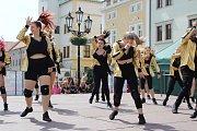 Den tance v Kroměříži
