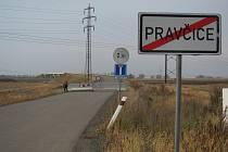 Dálniční most v Pravčicích.