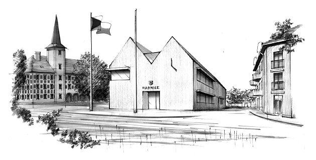 Zastupitelé v Chropyni neschválili jediný stávající návrh nové budovy radnice (viz vizualizace) , město tedy bude muset nechat vypracovat dva nové. Na vypracování studie, která odhalí veškeré nedostatky stávající budovy, se vedení města shodlo už loni.
