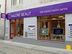 Sídlo GALERIE REALIT.
