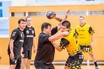 Ilustrační foto ze zápasu TJ Holešov - Krmelín. Robert Plšek