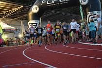 Noční běh v Holešově 2020