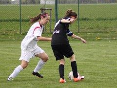 Kostelec na Hané vs. FK Holešovské holky
