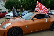 V Holešově proběhl první sraz japonských vozidel.
