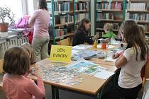 V Knihovně Kroměřížska se snaží dětem připomenout formou her a kvízů, že je nějaký významný mezinárodní den.