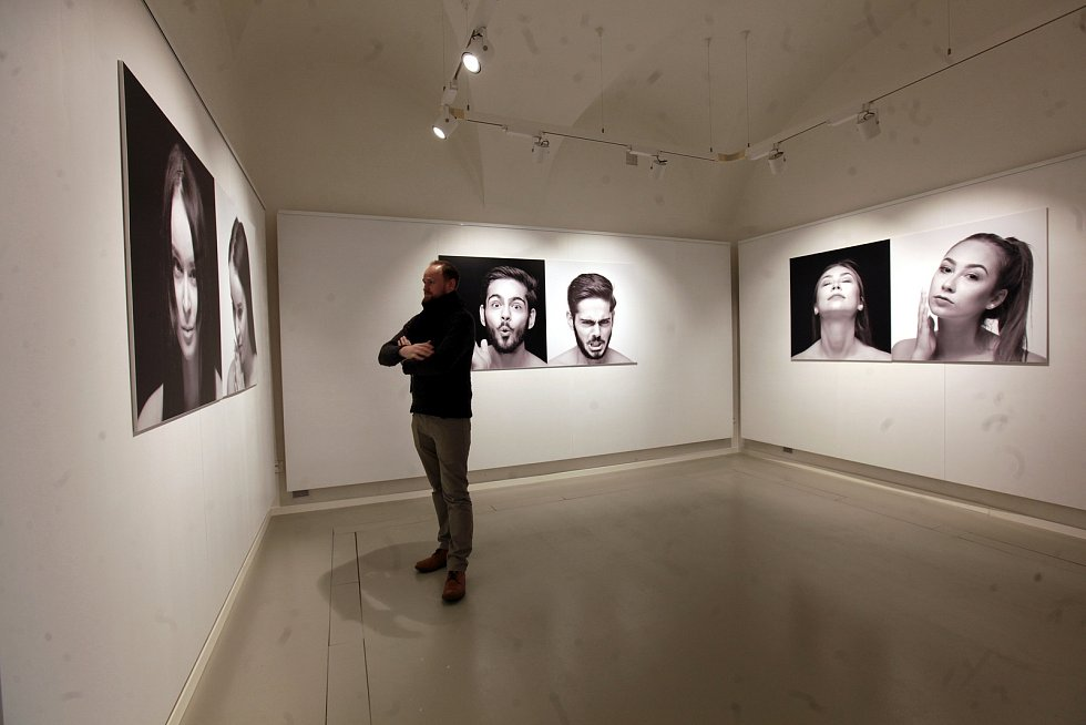 Výstava fotografií autora Petra Zatloukala v Muzeu Kroměřížska. 2021