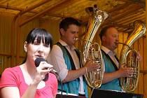 Setkání muzikantů v Rymicích u Holešova