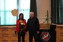 Eva a Vašek zazpívali v holešovském SVČ TYMY.