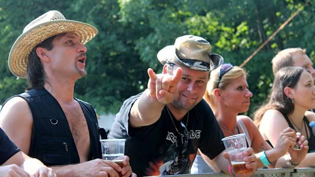 Slavnosti piva v areálu Kamínky. Ilustrační foto.