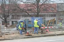 Obnova náměstí v Hulíně vyjde na dvaadvacet milionů korun.