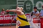 atlet AK Kroměříž Dominik Sokola