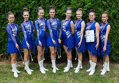 Velký úspěch si o uplynulém víkendu připsaly juniorky kroměřížského klubu mažoretek Infinity. Na mistrovství republiky ve své kategorii miniformace junior získaly od poroty třetí místo.