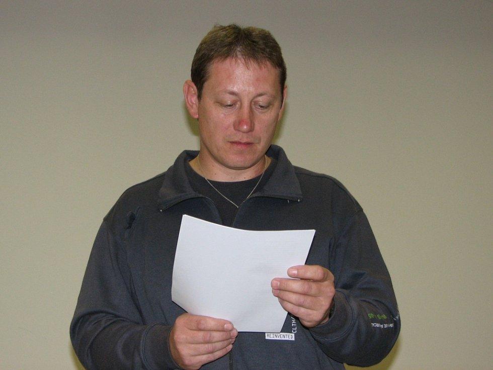 Policista Petr Klapil