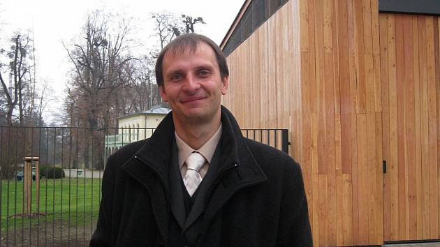 Martin Krčma, kastelán zámku v Kroměříži.