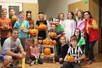 V SVČ TYMY se uskutečnilo Halloweenské noční deskohraní.