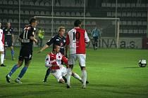 Hanáci v krajském derby doma prohráli s rezervou Slovácka.