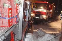 Požár domu v Počenicích nadělal škodu za téměř čtyři miliony
