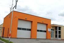 V Morkovicích otevřeli nové výjezdové stanoviště Záchranné služby.