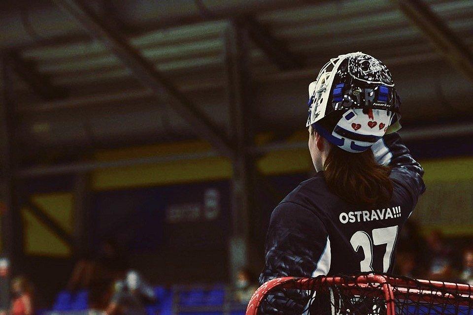 Florbalistka Nikola Příleská chce získat třetí extraligový titul v řadě