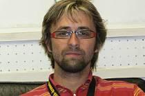 Sportovní manažer HK Kroměříž Karel Holík.