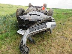 Nehoda u Koryčan