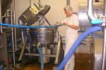 Dobrá údržba pracovních nádob patří k základu úspěchu.