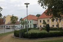 V Kvasicích už je dokončena i třetí etapa oprav tamního náměstí.